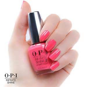 "Must have ""Gel Infinite Shine"".  It delivers vivid color in unique OPI shades."